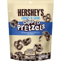 Hershey's Cookies N Creme Dipped Pretzels (240g) image