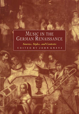 Music in the German Renaissance image