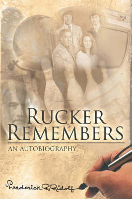 Rucker Remembers by Frederick R. Ridolf image