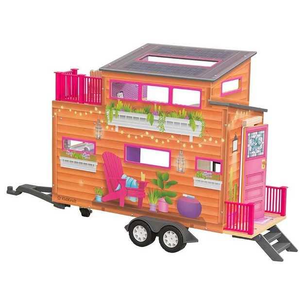 KidKraft: Teeny House - Dollhouse