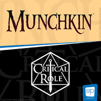 Munchkin: Critical Role - Board Game
