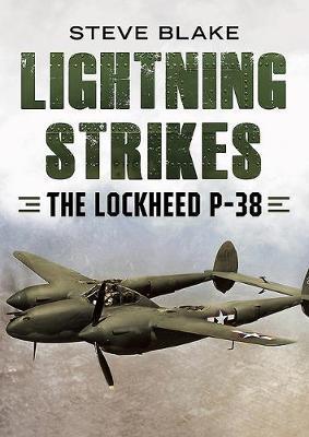 Lightning Strikes by Steve Blake
