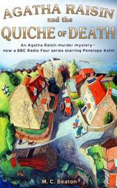 Agatha Raisin and the Quiche of Death by M.C. Beaton image