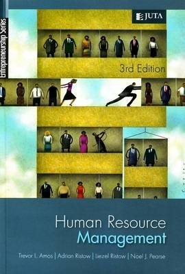 Human Resource Management by T. Amos