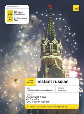 Teach Yourself Instant Russian by Elisabeth Smith