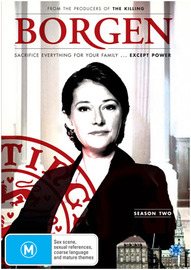 Borgen - Season Two on DVD