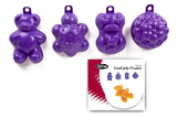 Small Jelly Moulds - Set of 4