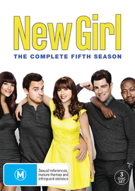 New Girl - The Complete Fifth Season DVD