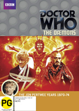 Doctor Who: The Daemons DVD