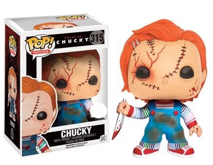 Child's Play - Scarred Chucky Pop! Vinyl Figure
