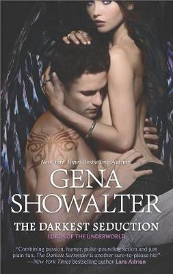 The Darkest Seduction (Lords of the Underworld) by Gena Showalter image