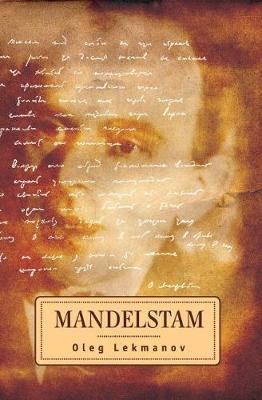 Mandelstam by Oleg Lekmanov image