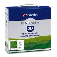 Verbatim 3D Printer PLA 3.00mm Filament - 1kg Reel (Green) image