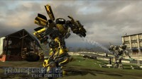 Transformers: The Game for Xbox 360 image