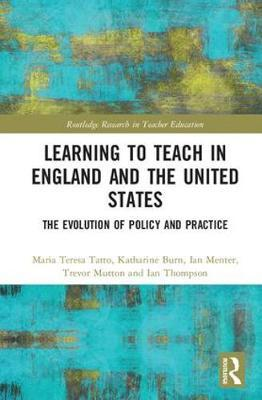 Learning to Teach in England and the United States by Maria Teresa Tatto image