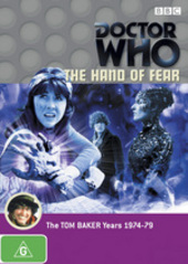 Doctor Who: The Hand of Fear on DVD