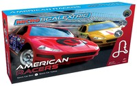 Scalextric: 1:64 Scale Micro Scalextric American Racers Slot Car Set