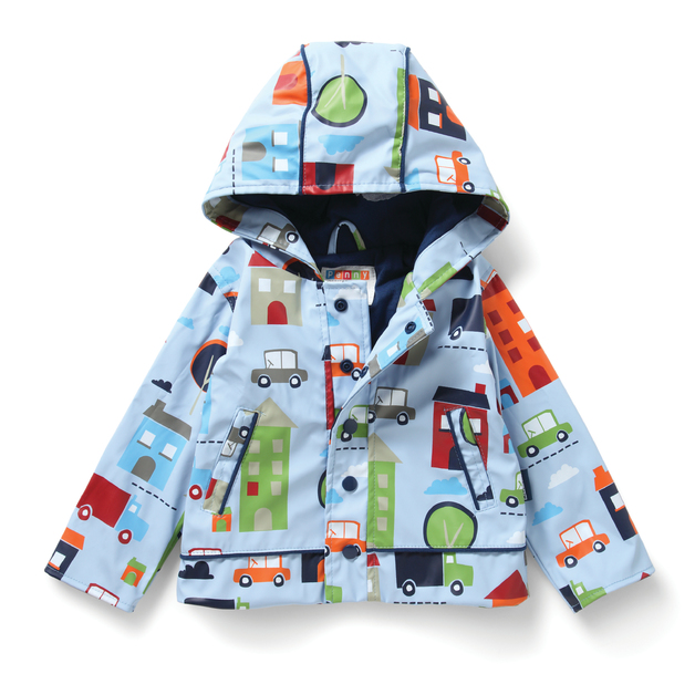 Raincoat Big City - Size 1-2