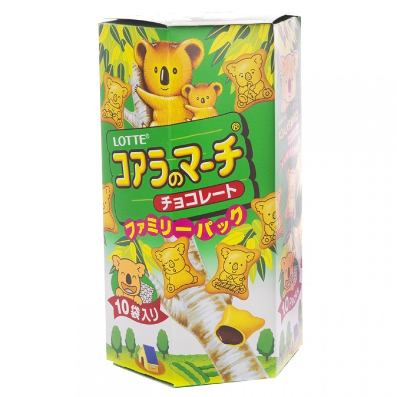 Koala's March Family Pack Chocolate 195g image