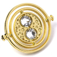Harry Potter: Pin Badge Fixed Time Turner image