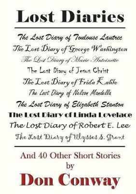 Lost Diaries by Don Conway image