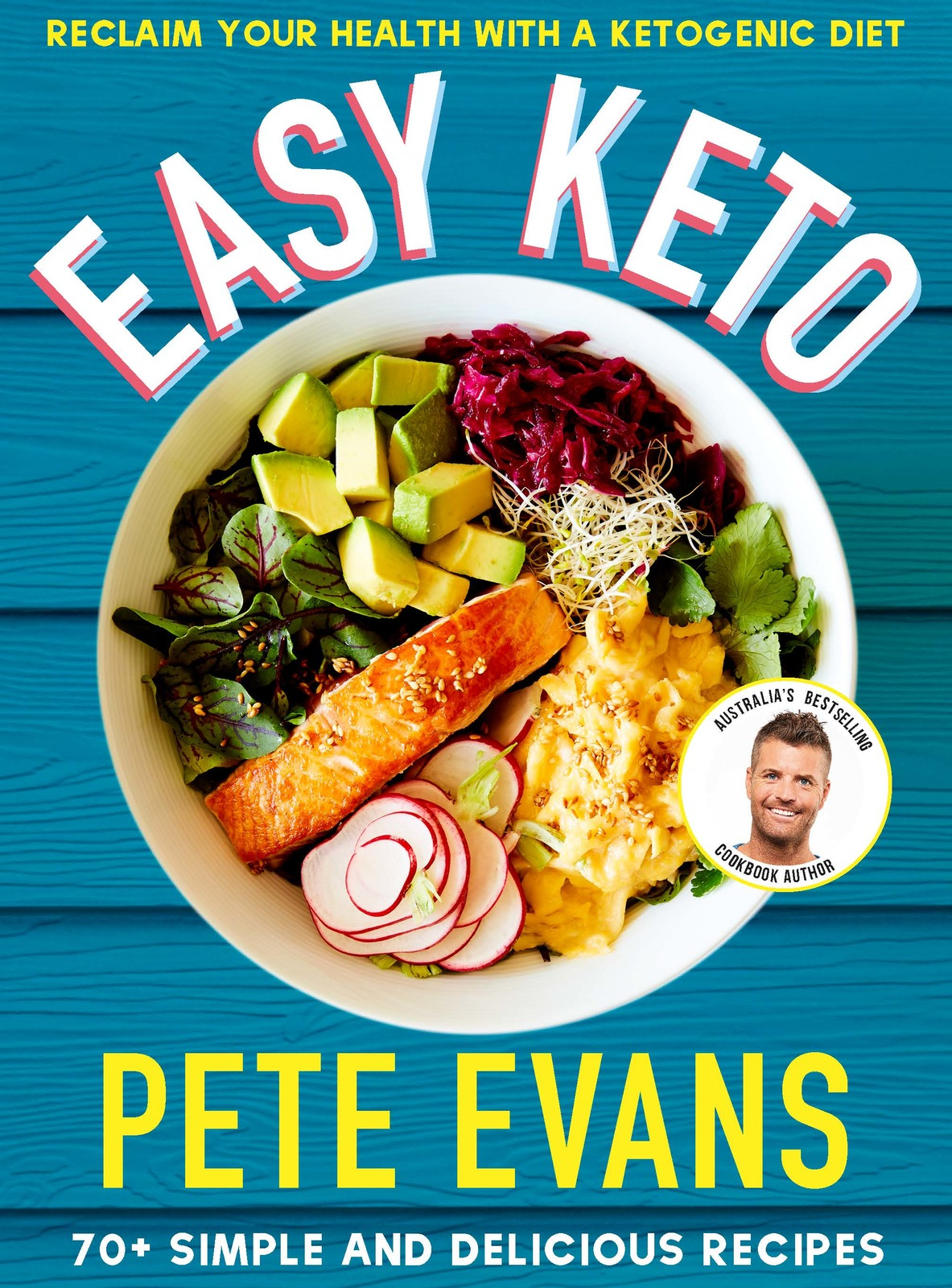 Easy Keto by Pete Evans image