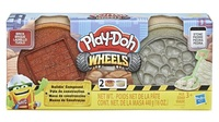 Play-Doh: Wheels 2-pack - Cement & Stone image