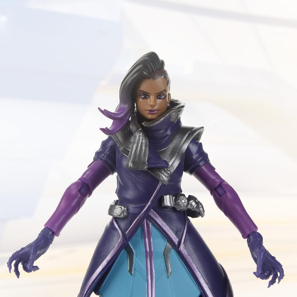 "Overwatch: Ultimates Series 6"" Action Figure - Sombra image"