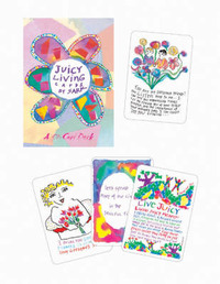 Juicy Living Cards by Sark image