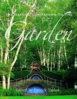 The Oxford Companion to the Garden image