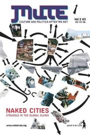 Naked Cities - Struggle in the Global Slums by Mute Publishing image