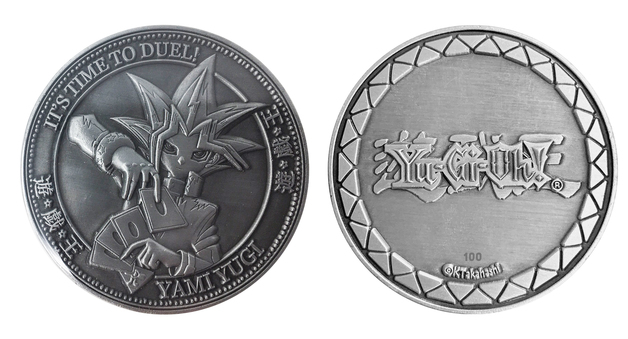 Yu-Gi-Oh!: Collectable Coin - Yami Yugi