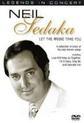 Legends In Concert - Neil Sedaka on DVD