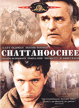 Chattahoochee (New Packaging) on DVD image