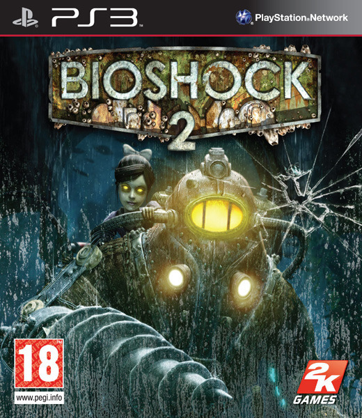 Bioshock 2 for PS3