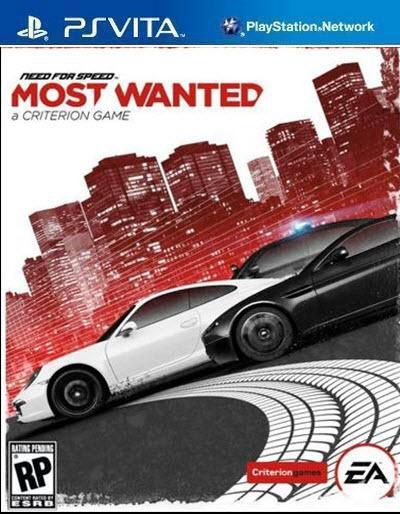 Need for Speed Most Wanted for Vita