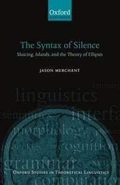 The Syntax of Silence by Jason Merchant image