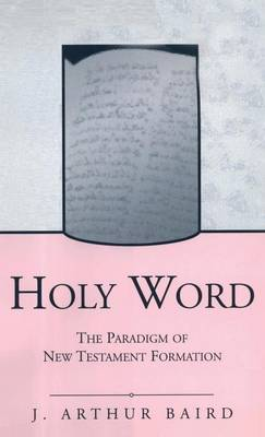 Holy Word by J.Arthur Baird