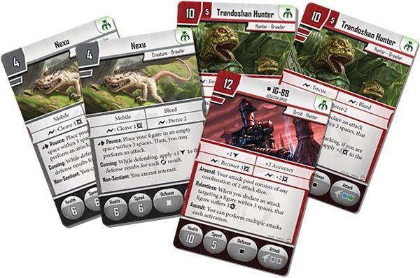 Star Wars: Imperial Assault – IG-88 Villain Pack image