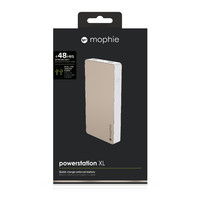 Mophie Powerstation XL 10000mAh Power Bank (Gold)
