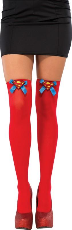 DC Comics: Supergirl Thigh Highs Stockings