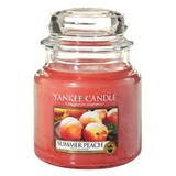 Yankee Candle Medium Jar - Summer Peach (411g)