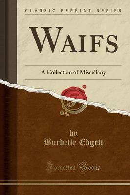 Waifs by Burdette Edgett image
