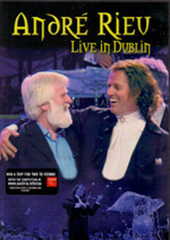 Andre Rieu - Live In Dublin on DVD image