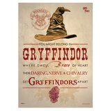 Harry Potter: Sorting Hat Gryffindor - MightyPrint Wall Art