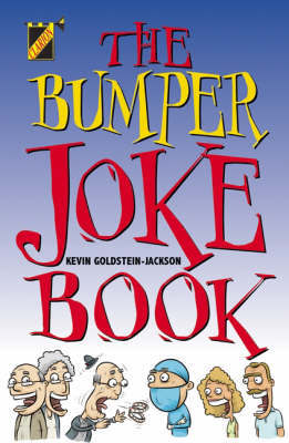 The Bumper Joke Book by Kevin Goldstein-Jackson image