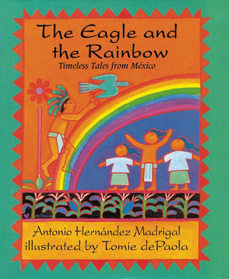 The Eagle and the Rainbow by Antonio Hernandez Madrigal image
