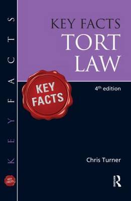 Key Facts Tort by Chris Turner