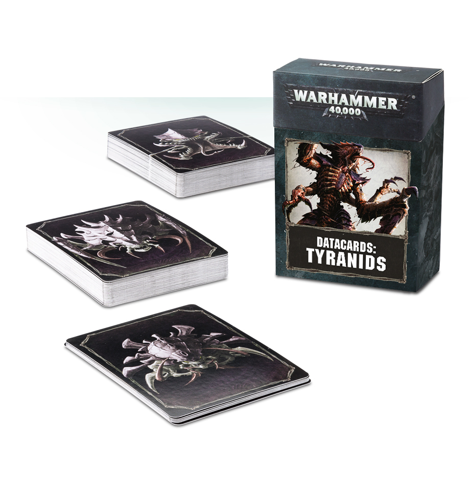 Warhammer 40,000: Datacards - Tyranids image