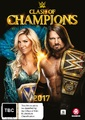 WWE: Clash Of Champions 2017 on DVD